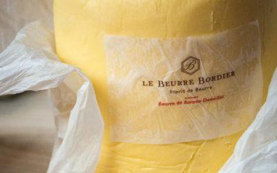 Beurre bordier : le vrai goût du beurre à Saint Malo