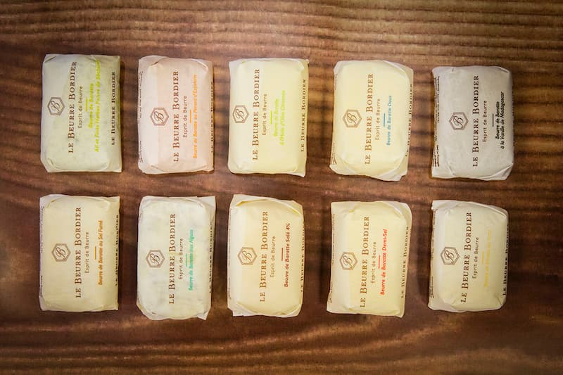 beurre bordier produits