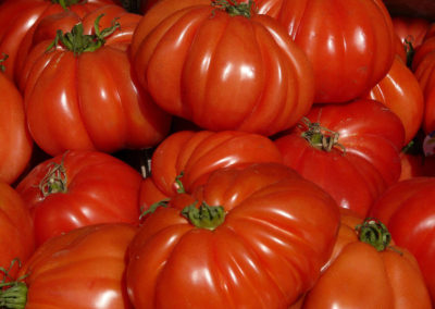 """Des fausses tomates """"Cœur de bœuf"""" en 2019 ?"""