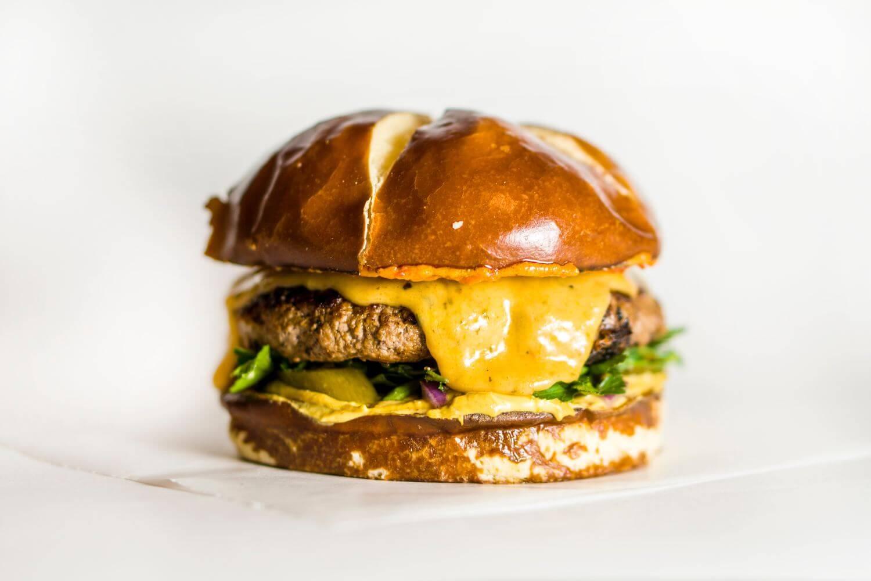 burger gras alimentation saine