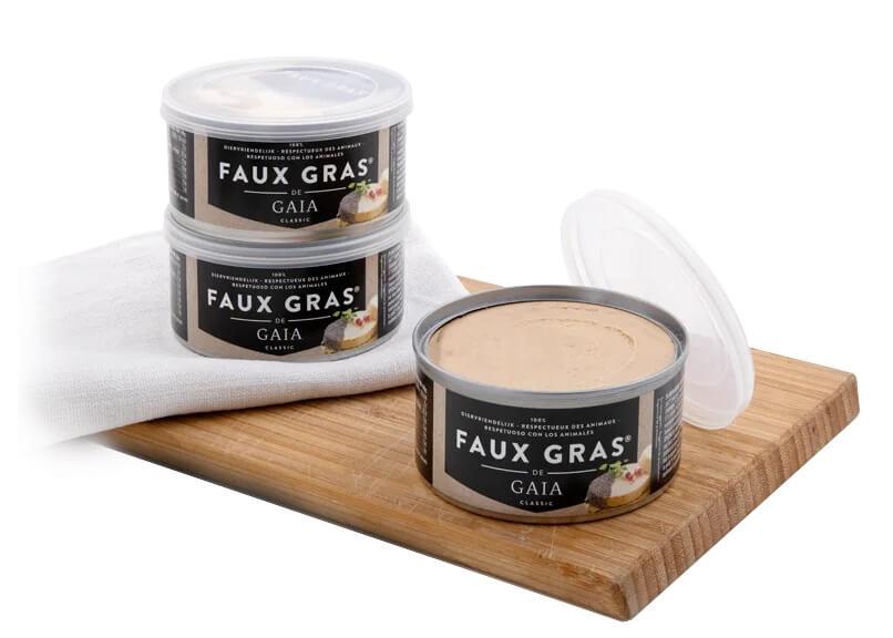 faux foie gras gaia