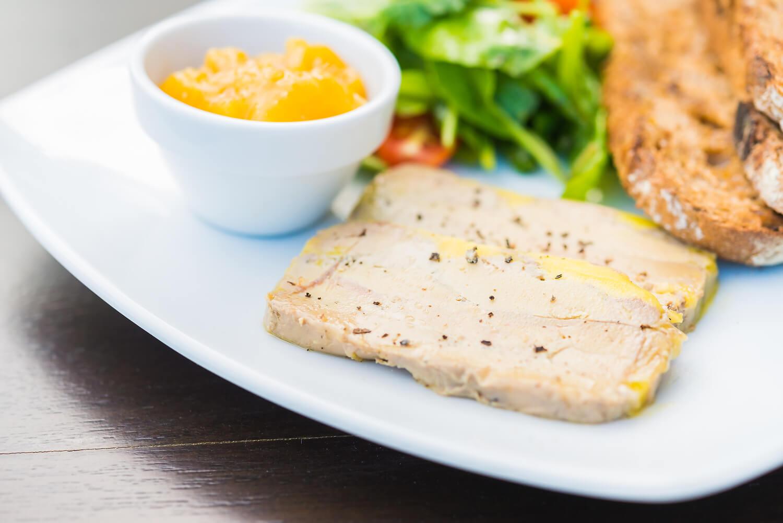foie gras oie
