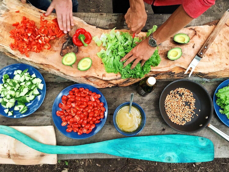 fruits et legumes de saison gout
