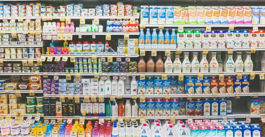 nourriture industrielle danger supermarche