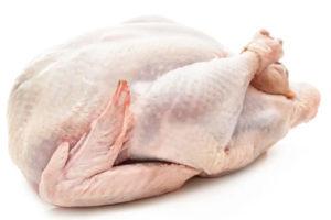 dinde farcie au foie gras et marrons