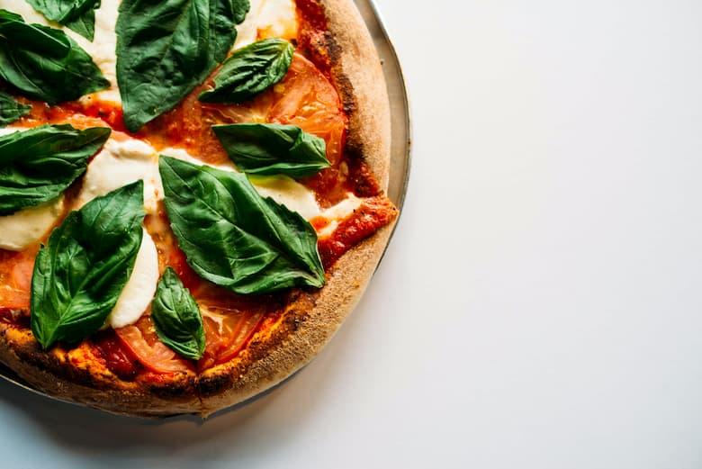 mozzarella pour pizza