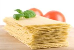 pate a lasagnes