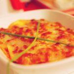 Recette originale pour Noël : lasagnes au foie gras