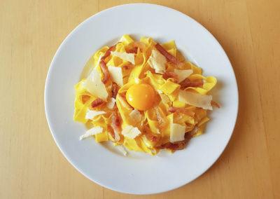 Pâtes carbonara italiennes, la vraie recette !