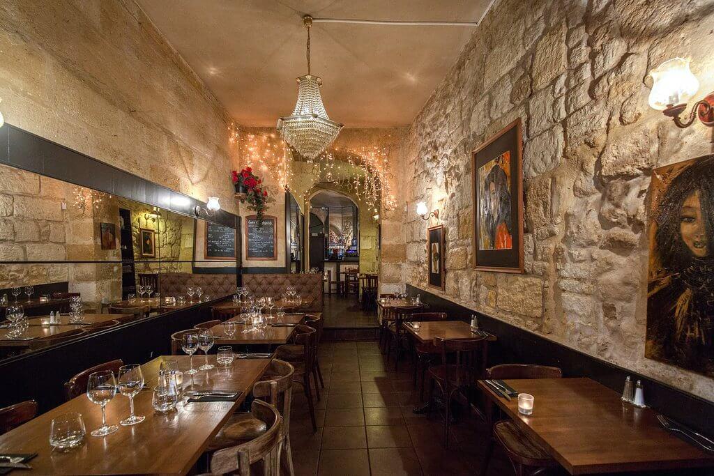 restaurant melodie salle