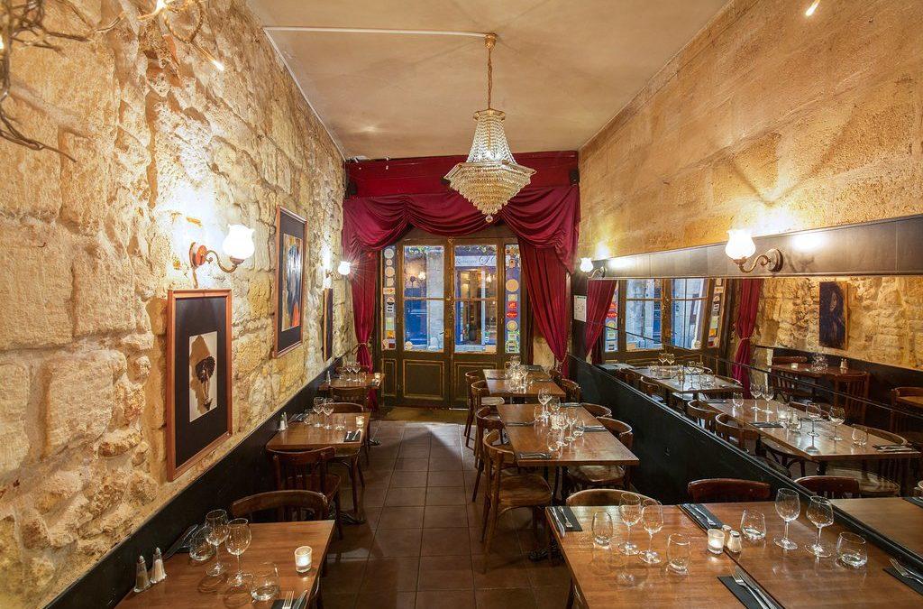Restaurant romantique à Bordeaux : adresses Saint Valentin