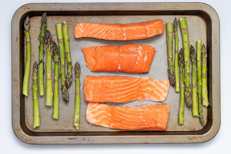 saumon peche