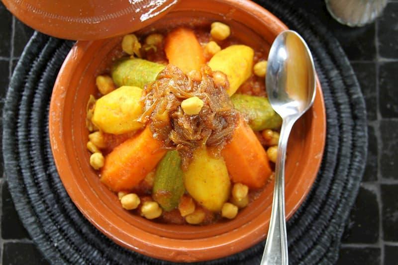 couscous algerien recette