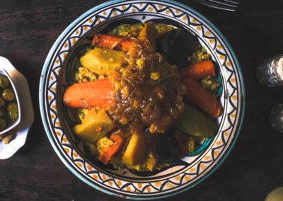 Recette du couscous algérien : facile et délicieuse !