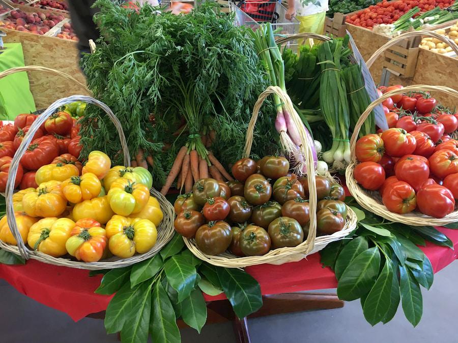 la compagnie fermiere legume