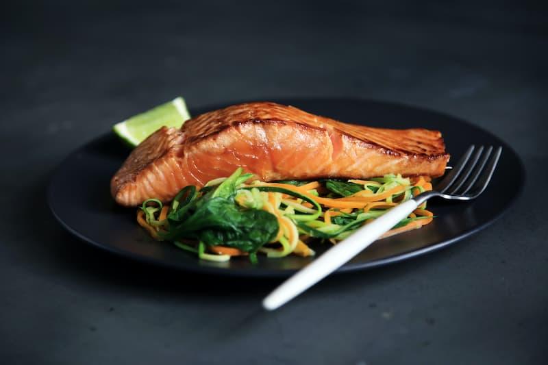 saumon proteine animale